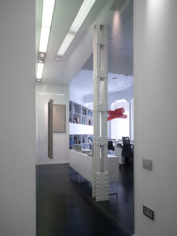 interior de una oficina