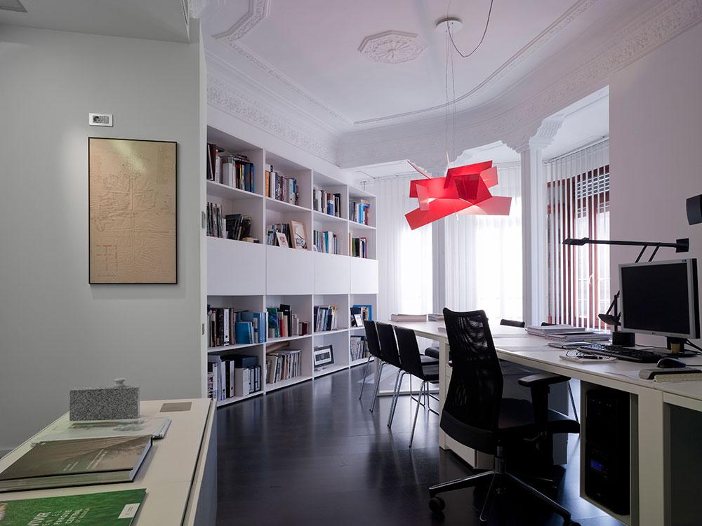 oficinas con luz