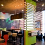 salon restaurante mcdonalds